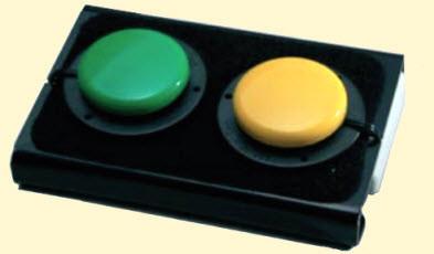 Кнопка Sweety! 2x6,3               арт. 5518
