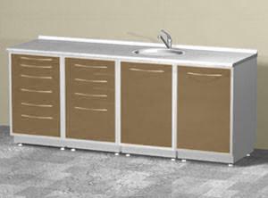 Комплект мебели ASBEL-5               арт. 10413