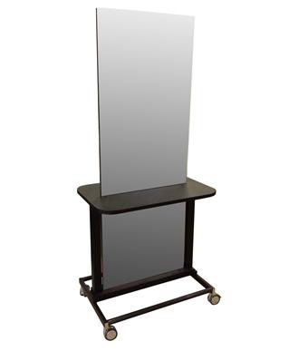 Зеркало парикмахерское двухсторонее «Мелис»                   арт. PlT23664