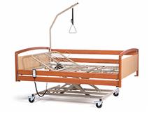Кровать функциональная 3-х секционная электрическая (в комплекте с матрасом) INTERVAL XXL             Арт. RX19128