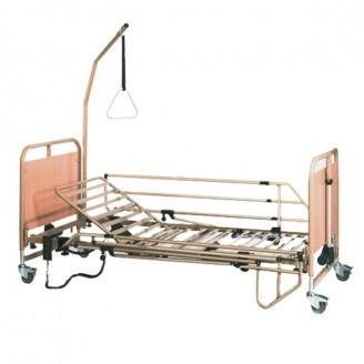 Кровать медицинская функциональная 4-х секционная механическая  Luna Metal             Арт. RX15335