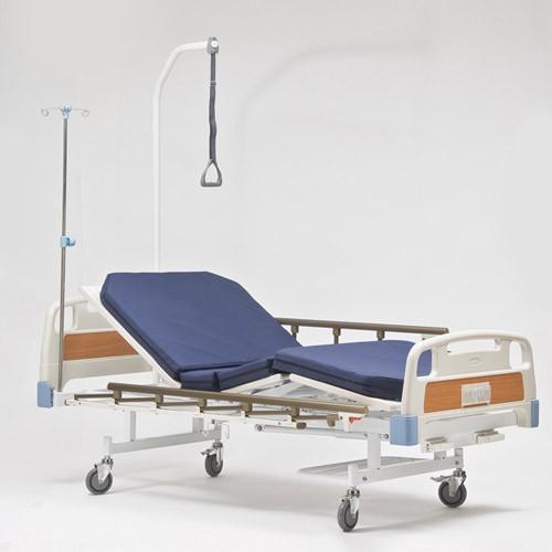 Кровать функциональная механическая  с принадлежностями RS105-B                 арт. AR15200