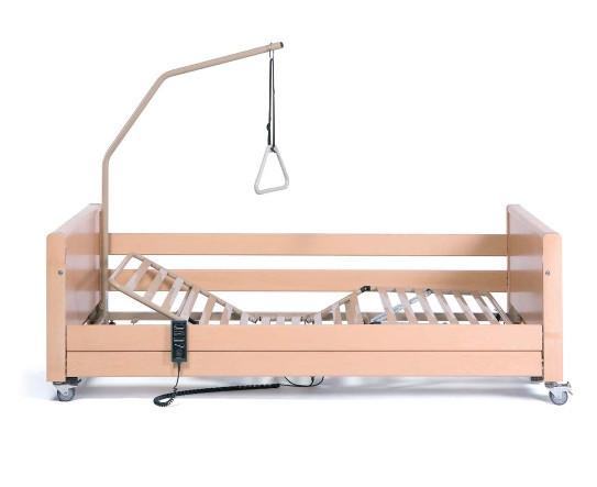 АКЦИЯ!  Кровать функциональная 4-х секционная электрическая (в комплекте с матрасом)  LUNA X-Low             Арт. RX15332