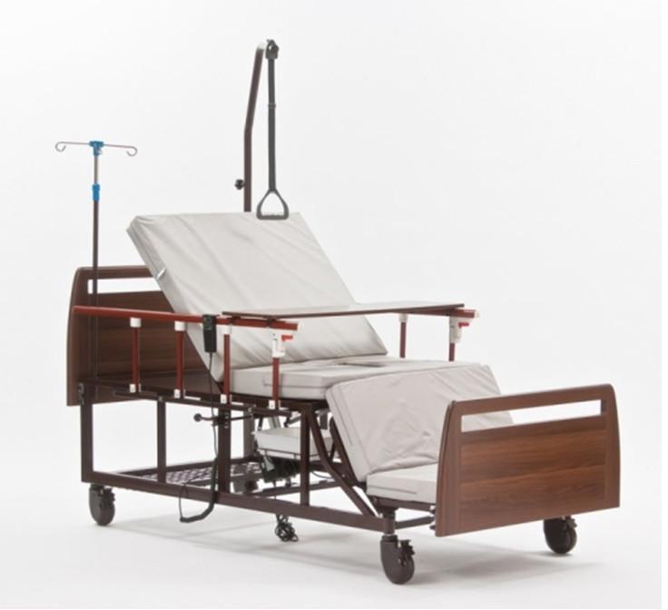 Кровать медицинская с санитарным оснащением электрическая  DHC FH-2 арт.RX18249