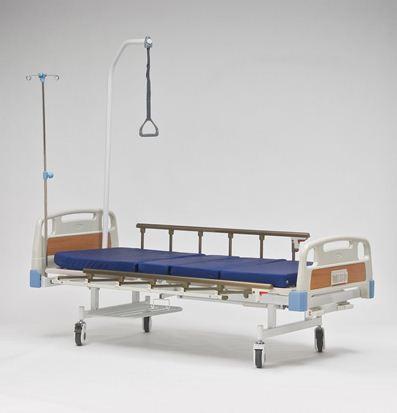 Кровать функциональная механическая  с принадлежностями  FS3031W (аналог RS105-B )               арт. AR21175