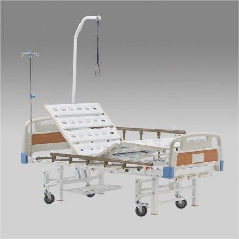 Кровать функциональная механическая  с принадлежностями RS106-С (трехфункциональная)               арт. AR21177
