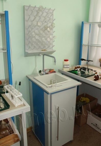 Стол-мойка с полипропиленовой раковиной ProfLab МЛХ-500 PP                  арт. PLM20979