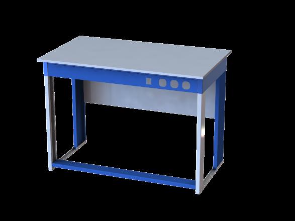 Стол демонстрационный химический СДХ-1200 KG                  арт. PLM20980