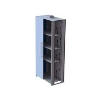 Шкаф лабораторный для реактивов ProfLab ШЛХ-800-1                  арт. PLM20988