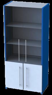 Шкаф лабораторный для приборов и посуды ProfLab ШЛПП-800                  арт. PLM20989