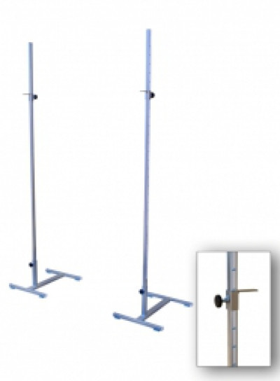 Стойки для прыжков в высоту h 2,0 и 2,2                арт. AQ17531