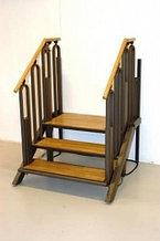 Лестница-трансформер FlexStep 3 ступеньки высота подъема до 555мм        арт. OB20957