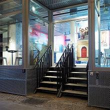Лестница-трансформер FlexStep 6 ступенек высота подъема до 1250мм (улица)        арт. OB20953
