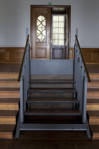 Лестница-трансформер FlexStep 5 ступенек высота подъема до 925мм        арт. OB20955