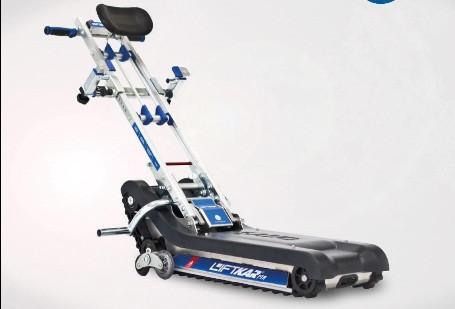 Лестничный  гусеничный мобильный подъемник для инвалидов LIFTKAR PTR 160