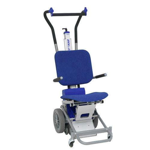 Лестничный колесный подъемник для инвалидов LIFTKAR PT OUTDOOR 120