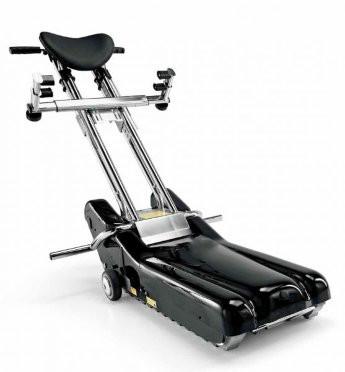 Лестничное гусеничное  устройство для подъема и перемещения инвалидов Riff LY-TR-908
