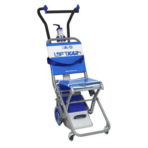 Лестничный колесный подъемник для инвалидов LIFTKAR PT Fold 130