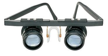 Система Галилея для чтения. Бинокулярные очки ridoMED, диам. 23 мм, 3.0х                        арт. Мзр24420