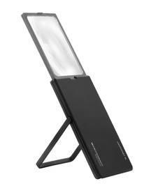 Лупа дифракционная асферическая выдвижная с подсветкой easyPOCKET XL, 78 х 50 мм, 2.5х (6.0 дптр)                       арт. Мзр24455