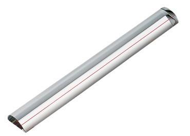 Лупа-линейка настольная с красной направляющей линией, 250 х 35 мм, 1:1.8                       арт. Мзр24465