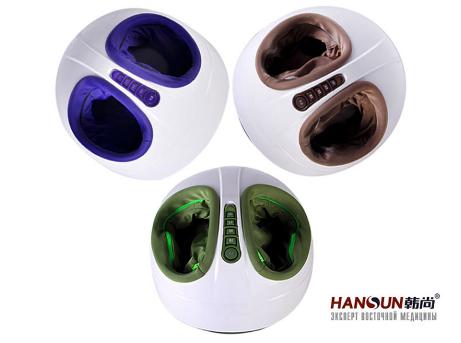 Массажер ног HANSUN FC8526D (цвета зеленый, коричневый, синий)                 арт. RSt23216