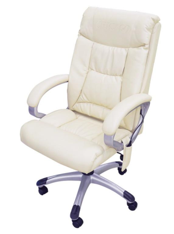 Массажное кресло US Medica Chicago NF (офисное) (бежевое)                 арт. UM8308