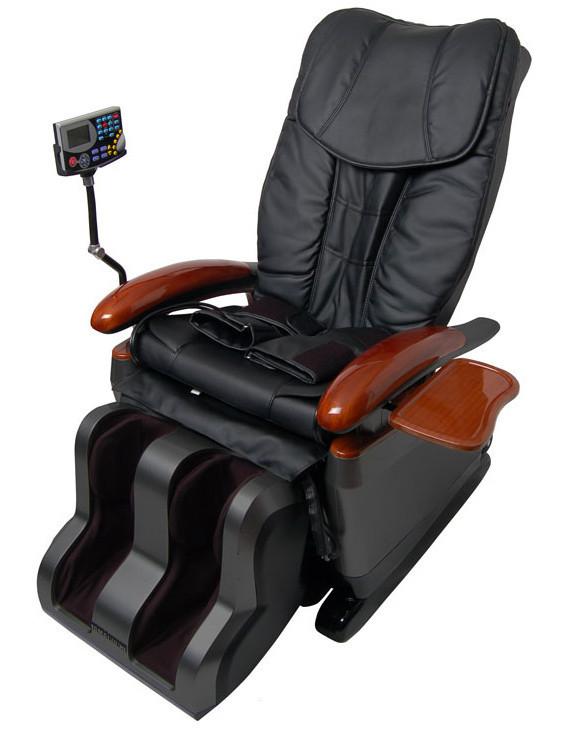 Массажное кресло Yamaguchi YA-2500 (черное)               арт. UM8315