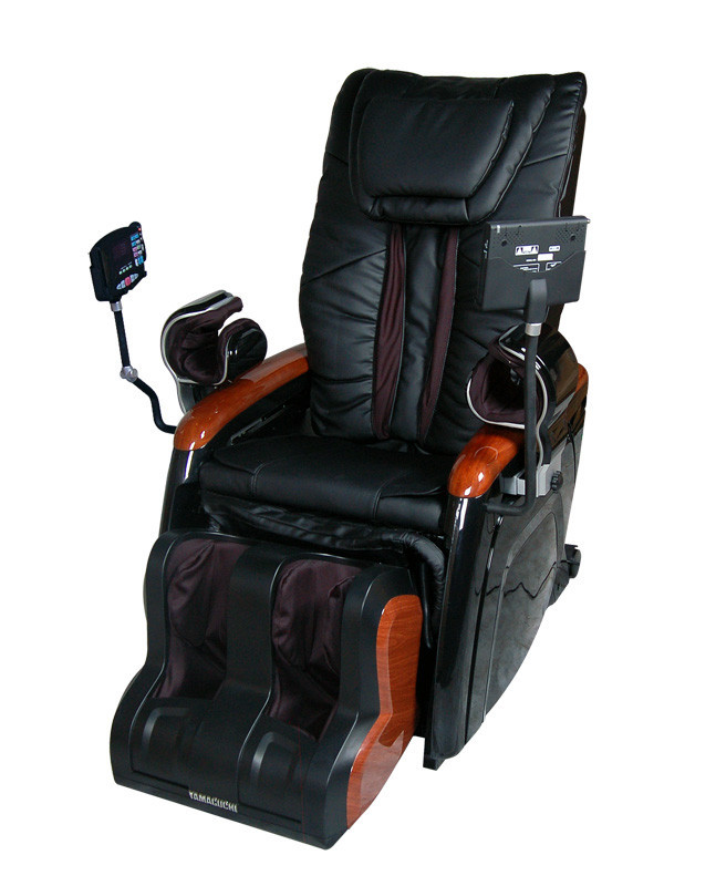 Массажное кресло Yamaguchi YA-3000 (черное)               арт. UM8320