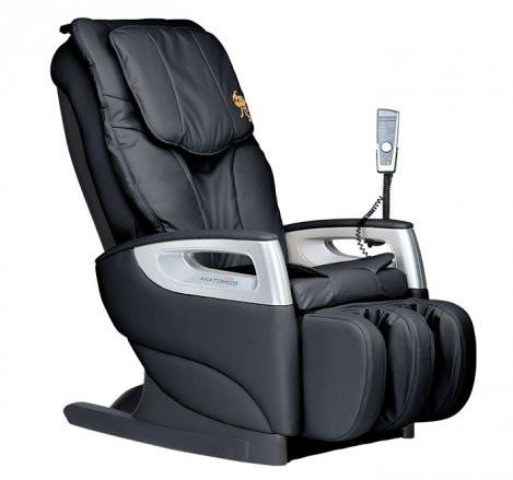 Массажное кресло Anatomico Marco (черное)               арт. UM18450
