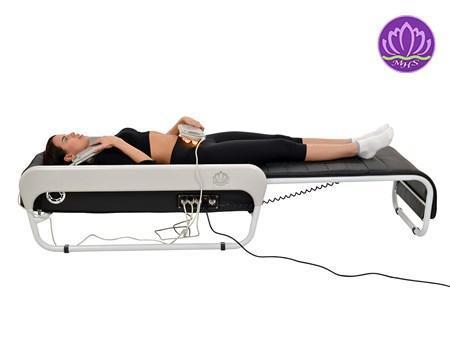 Массажная термическая кровать Lotus 3D Premium Health Care CGN-005-4A                 арт. RSt23223