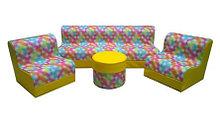 Игровая мебель «Малыш»                  арт. АСп19885