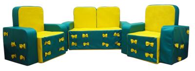 Мягкая мебель Машенька                  арт. AQ17153