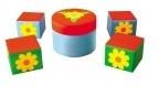 Мягкая мебель Цветик - семицветик                  арт. AQ17209