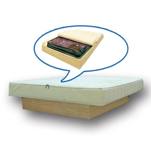 Водяная кровать (с функцией массажа и подогрева)