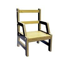 Кресло для прикорма  (массив)      H-15см, вес 5 кг.   арт. МП19214