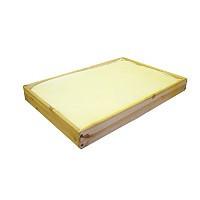 Низкая кровать (массив 64 х 94 см Н-10 см,матрас кокос Н-70мм)   арт. МП19221