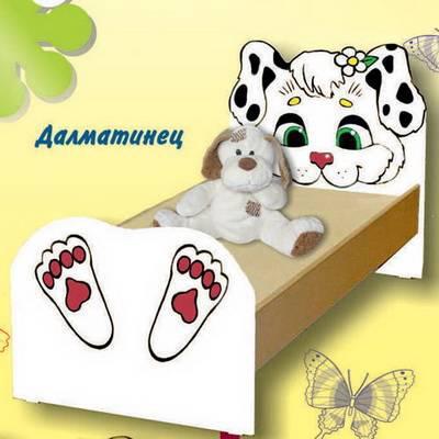 Кровать детская «Далматинец»               арт. MKr24144