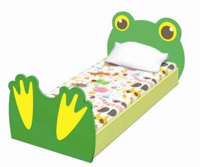 Кровать детская «Лягушонок»               арт. MKr24146