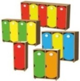 Шкаф для детской одежды                арт. MKr24148