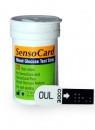 Тест-полоски для глюкометра «SensoCard Plus» 50 шт.               арт. ИА3498