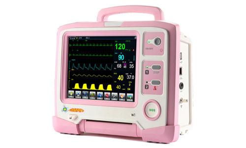 ОБЕРЕГ N1 - специализированный монитор для реанимационного отделения неонатологии               арт. 10648
