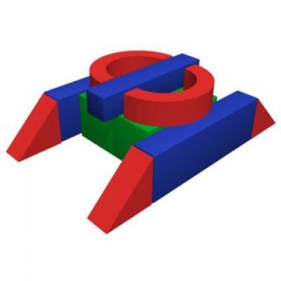 Набор  для конструирования Танк                 арт. AQ17082