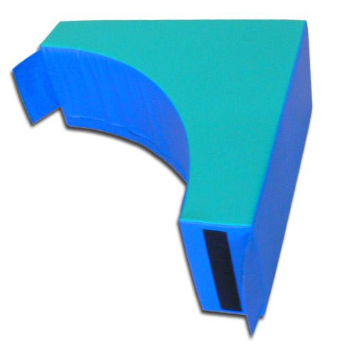 Секция угловая к бассейну-манежу «Трансформер»                          арт. АЛ12768