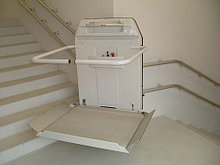Платформа подъемная Cama Handi-Lift EA6 - для изогнутых лестниц        арт. OB20951