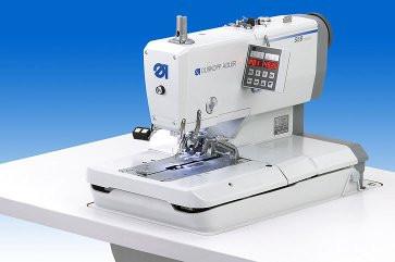 559-151 Е1521 Sch03 Durkopp Adler Петельная машина, автомат для изготовления петель с глазком