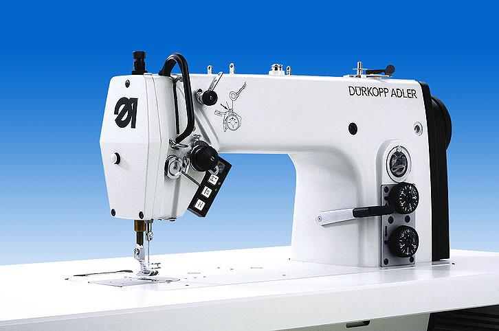272-140342-01 Е40 ВМ40003 Durkopp Adler Универсальная машина с нижним и игольным продвижением ткани