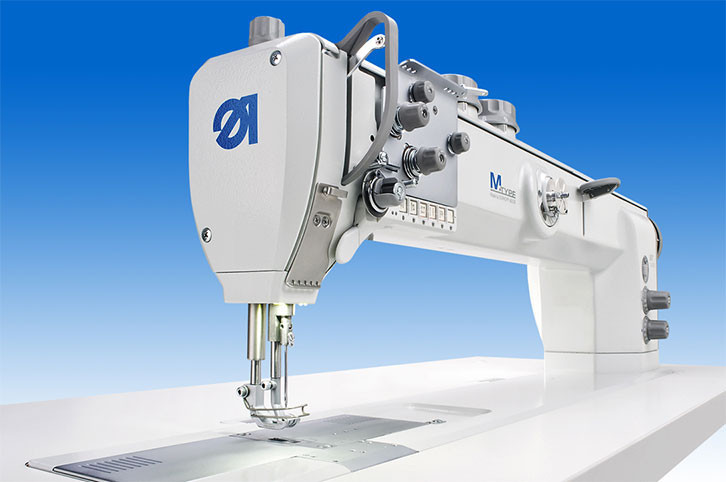 H867-190060 -70 /MSh02f/E60-12 Одноигольная машина для тяжелых материалов с длинным рукавом
