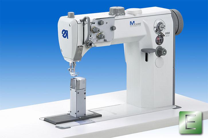 868-190020 MS220E1/0-12K01 Одноигольная машина с колонковой платформой
