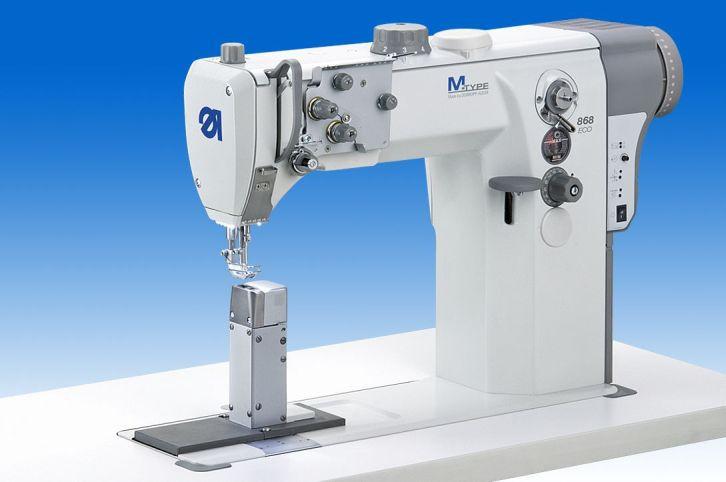 868-190040-M E201/0-12K01 Одноигольная колонковая машина (спец. изготовление)